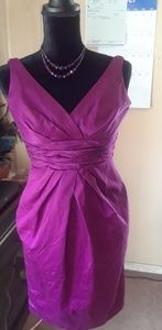 This weekend  ONLY Wine semi formal dress